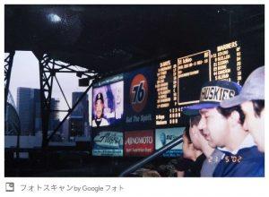 2002年5月21日イチローをセフィコフィールド