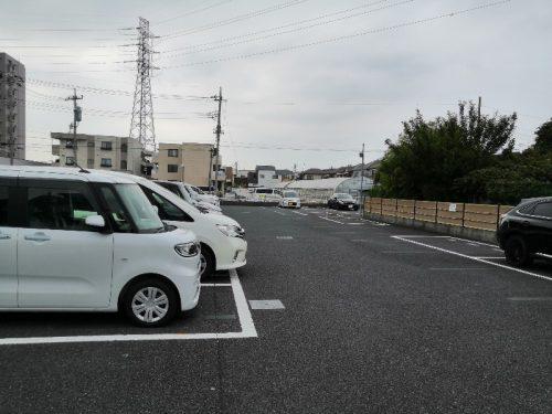 獨協大学TOEIC駐車場500円から600円
