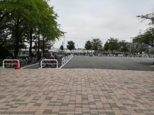 獨協大学TOEIC自転車